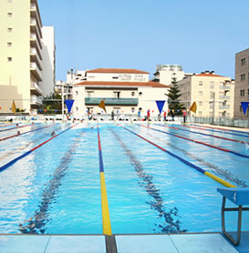 PISCINA OLÍMPICA CROL CENTER