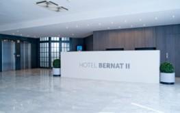 recepción hotel calella