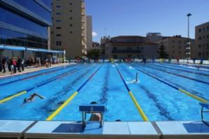 piscina olimpica calella