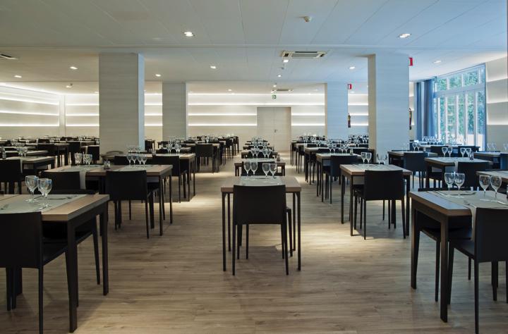 restaurante hotel calella
