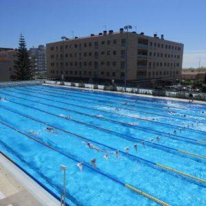 Crol Centre Calella Esports Turismo deportivo en Calella natación Olimpiadas Stages Deportivos en el Maresme