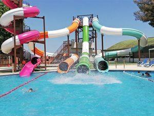 Isla Fantasia Vilassar de Dalt excursions en família, escapades en el Maresme Parcs Aquàtics Calella