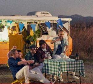 Blaumut concert de Festival Nits d'Estiu 2021 cartell Calella turisme Familiar