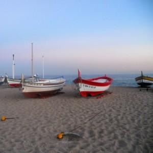Platja Gran Costa Calella de Mar Turisme familiar